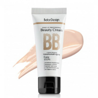 Belor Design Тональный BB beauty cream — Makeup market