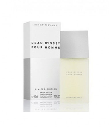 Issey Miyake L' eau D' issey Pour Homme Limited Edition туалетная вода 40 мл мужская — Makeup market