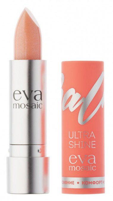 Eva mosaic Бальзам для губ Ultra Shine Llip Balm — Makeup market
